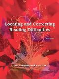 Locating and Correcting Reading Difficulties (9th Edition)
