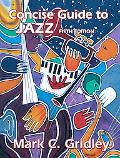 Concise Guide to Jazz