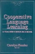 Cooperative Language Learning A Teacher's Resource Book