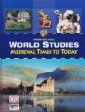 World Studies: Medieval Times to Today - Student Text