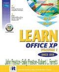 Learn Office Xp, Enhanced