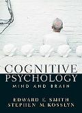 Cognition Psychology Mind And Brain