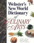 Webster's New World Dict.of Culin.arts