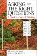 Asking the Right Questions A Guide to Critical Thinking