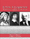 Lives+legacies:bio.in Western Civ.,v.2