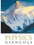 Physics Principles and Applicatio