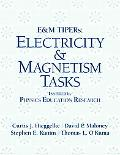 E & M TIPERs Electricity And Magnetism Electricity And Magnetism Tasks Inspried By Physics Education Research