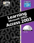 Learning Microsoft Access 2003