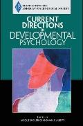 Aps Current Directions in Developmental Psychology