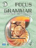 Focus On Grammar 3 An Integrated Skills Approach