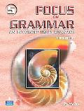 Focus On Grammar 5 An Integrated Skills Approach
