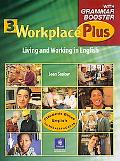 Workplace Plus 3 With Grammer Booster Living and Working in English