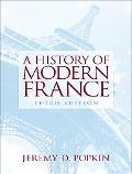 History of Modern France