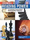 Advanced Reading Power Extensive Reading, Vocabulary Building, Comprehension Skills, Reading...