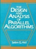 Design+analysis of Parallel Algorithms