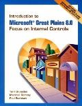 Introduction to Microsoft Great Plains 8.0 Focus on Internal Controls + Software+student Cd