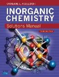 Inorganic Chemistry - Solutions Manual