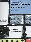 Intro to Research Methods in Psychology