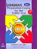 Longman Preparation Course for the TOEFL Test: iBT Student Book with CD-ROM and Answer Key (Audio CDs required) (2nd Edition)