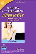Teacher Development Interactive: Speaking Module (Student Access Code Card)