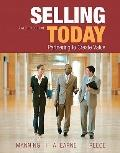 Selling Today : Creating Customer Value