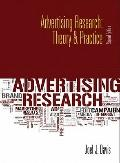 Advertising Research : Theory and Practice