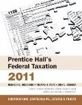 Prentice Hall's Federal Tax 2011: Corporations (24th Edition)