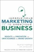 Improve Your Marketing to Grow Your Business