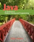 Java: An Introduction to Problem Solving and Programming (6th Edition) (MyprogrammingLab)
