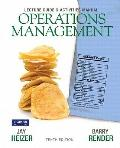 Lecture Guide and Activities Manual for Operations Manage