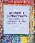 Case Studies in Special Education Law No C