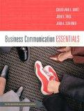 Business Communication Essentials, Second Canadian Edition