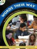 Words Their Way: Word Study for Phonics, Vocabulary, and Spelling Instruction, 4th Edit