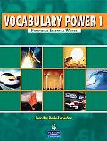 Vocabulary Power 1