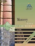 Masonry Level 1 Trainee Guide
