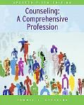 Counseling A Comprehensive Profession