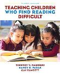 Teaching Children Who Find Readin