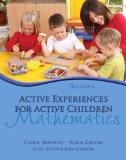 Active Experiences for Active Children: Mathmatics