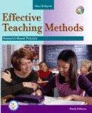 Effective Teaching Methods: Research-Based Practice [With DVD]