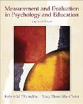 Measurement and Evaluation in Psychology and Education (8th Edition)