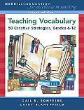 50 Strategies for Teaching Vocabulary, Grades 6-12