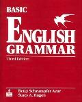 Basic English Grammar without Answer Key, with Audio CDs (3rd Edition)