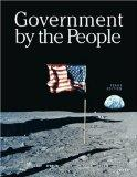Government By The People, Texas Edition (22nd Edition)