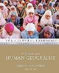 Cultural Landscape An Introduction to Human Geography