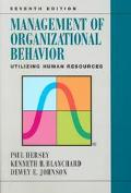 Management of Organ.behavior