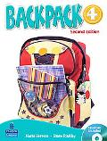 Backpack 4 with CD-ROM