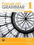 Focus on Grammar 1 with MyEnglishLab (3rd Edition)