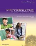 Assessment Balance and Quailty 10 Pack (Assessment Training Institute, Inc.)