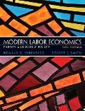 Modern Labor Economics : Theory and Public Policy
