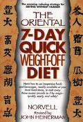 Oriental 7-Day Quick Weight-off Diet